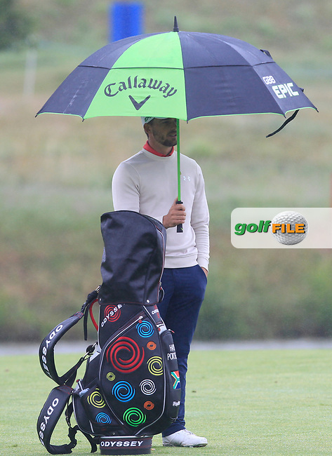 Haydn Porteous (RSA) on the 1st fairway during Round 4 of the HNA Open De France  at The Golf National on Saturday 2nd July 2017.<br /> Photo: Golffile / Thos Caffrey.<br /> <br /> All photo usage must carry mandatory copyright credit       (&copy; Golffile | Thos Caffrey)