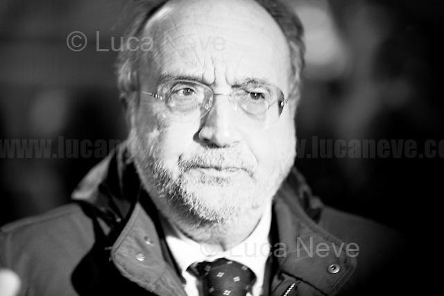 Giuseppe Giulietti, Journalist & President of the Federazione Nazionale Stampa Italiana.