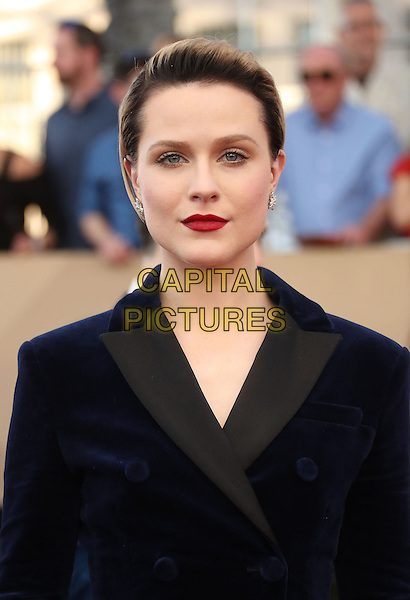 29 January 2017 - Los Angeles, California - Evan Rachel Wood. 23rd Annual Screen Actors Guild Awards held at The Shrine Expo Hall. <br /> CAP/ADM/FS<br /> &copy;FS/ADM/Capital Pictures