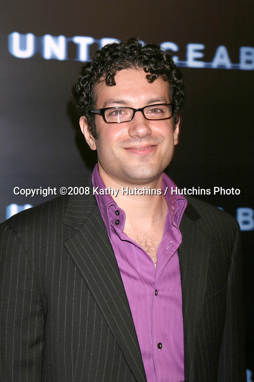"""Tyrone Giordano.""""Untraceable"""" Premiere.Silver Screen Theater.Pacific Design Center.Los Angeles, CA.January 22, 2008.©2008 Kathy Hutchins / Hutchins Photo...            ."""