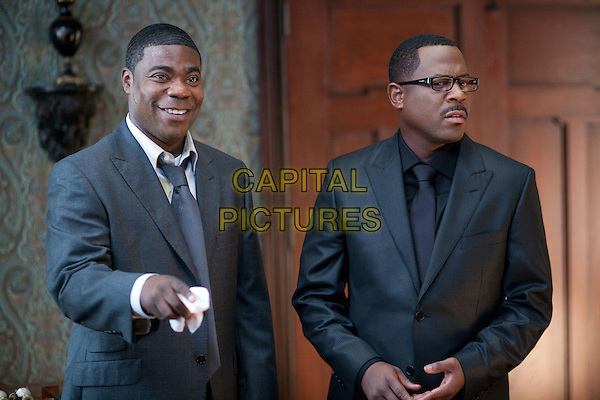 TRACY MORGAN & MARTIN LAWRENCE .in Death at a Funeral.*Filmstill - Editorial Use Only*.CAP/FB.Supplied by Capital Pictures.