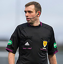 Referee Kevin Graham.