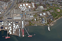 Aerial | Motiva Enterprises New Haven Terminal