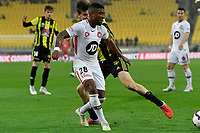 Western Sydney Wanderers FC&rsquo;s Rolieny Bonevacia in action during the A-League - Wellington Phoenix v Western Sydney Wanderers at Westpac Stadium, Wellington, New Zealand on Saturday 3 November  2018. <br /> Photo by Masanori Udagawa. <br /> www.photowellington.photoshelter.com