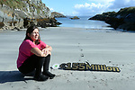 21-9-2017:  Bere Island resident Edel Murphy contemplates buying her own island if she won the massive &euro;155,000,000 Euro Millions this weekend.<br /> Photo: Don MacMonagle<br /> <br /> Issued on behlf of The National Lottery