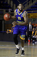 Herbalife Gran Canaria's Royce Kneale during Eurocup, Top 16, Round 2 match. January 10, 2017. (ALTERPHOTOS/Acero) /NORTEPHOTO.COM