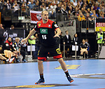 10.01.2019, Mercedes Benz Arena, Berlin, GER, Handball WM 2019, Deutschland vs. Korea, im Bild <br /> Paul Drux (GER #95)<br /> <br />      <br /> Foto © nordphoto / Engler