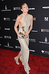 Robin Wright <br />  attends THE WEINSTEIN COMPANY & NETFLIX 2014 GOLDEN GLOBES AFTER-PARTY held at The Beverly Hilton Hotel in Beverly Hills, California on January 12,2014                                                                               © 2014 Hollywood Press Agency