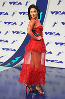 INGLEWOOD, CA - August 27: Vanessa Hudgens, At 2017 MTV Video Music Awards At The Forum in Inglewood In California on August 27, 2017. Credit: FS/MediaPunch