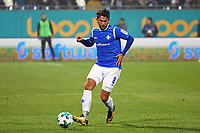 Julian van Haake (SV Darmstadt 98) - 17.11.2017: SV Darmstadt 98 vs. SV Sandhausen, Stadion am Boellenfalltor, 2. Bundesliga