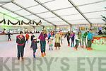 Skaters enjoy the Killarney on Ice in the Fairhill car park Killarney on Saturday.