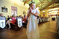 2013 HSS First Communion Mass 1