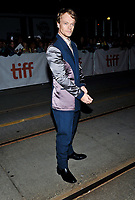 "08 September 2019 - Toronto, Ontario Canada - Alfie Allen. 2019 Toronto International Film Festival - ""Jojo Rabbit"" Premiere held at Princess of Wales Theatre. <br /> CAP/ADM/BPC<br /> ©BPC/ADM/Capital Pictures"