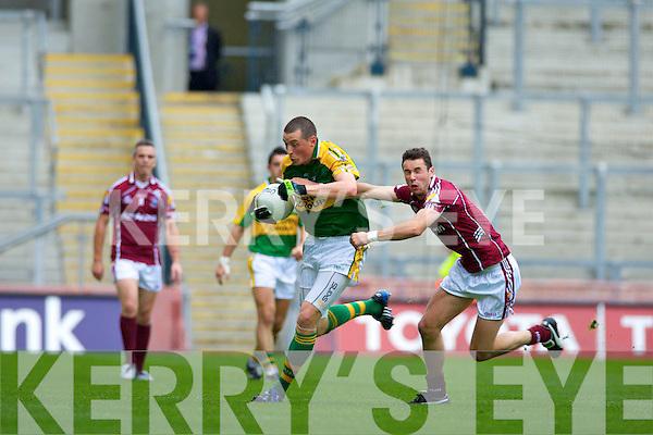 Kieran Donaghy, Kerry v Galway, GAA Football All-Ireland Senior Championship Quarter-Final, Croke Park, Dublin. 9 August 2008   Copyright Kerry's Eye 2008