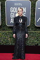 Abbie Cornish arrives at the 75th Annual Golden Globe Awards at the Beverly Hilton in Beverly Hills, CA on Sunday, January 7, 2018.<br /> *Editorial Use Only*<br /> CAP/PLF/HFPA<br /> &copy;HFPA/Capital Pictures