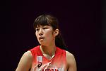 Tamami Nakada (JPN), <br /> AUGUST 17, 2018 - Basketball : Women's Qualification round match between Japan 73-105 China at Gelora Bung Karno Basket Hall A during the 2018 Jakarta Palembang Asian Games in Jakarta, Indonesia. (Photo by MATSUO.K/AFLO SPORT)