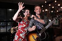 Jean-Francois Brault et Marie-Eve Janvier<br /> , decembre 2014.<br /> <br /> PHOTO : AGENCE QUEBEC PRESSE