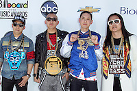 Far East Movement at the 2012 Billboard Music Awards held at the MGM Grand Garden Arena on May 20, 2012 in Las Vegas, Nevada. © mpi28/MediaPUnch Inc.