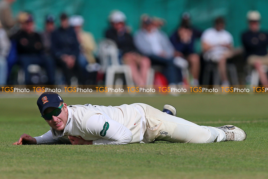 Simon Harmer of Essex during Surrey CCC vs Essex CCC, Specsavers County Championship Division 1 Cricket at Guildford CC, The Sports Ground on 9th June 2017