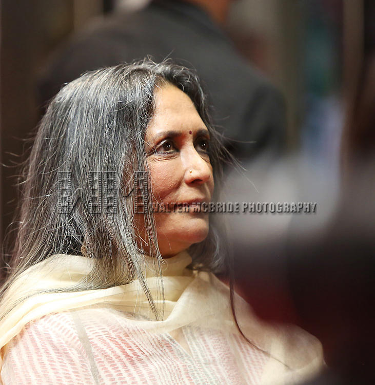 Deepa Mehta attends the TIFF Soiree during the 2017 Toronto International Film Festival at TIFF Bell Lightbox on September 6, 2017 in Toronto, Canada.