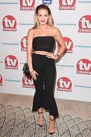 Georgia Kousoulou<br /> arriving for the TV Choice Awards 2017 at The Dorchester Hotel, London. <br /> <br /> <br /> ©Ash Knotek  D3303  04/09/2017