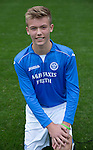 St Johnstone FC Academy U15's<br /> Nathan Brown<br /> Picture by Graeme Hart.<br /> Copyright Perthshire Picture Agency<br /> Tel: 01738 623350  Mobile: 07990 594431