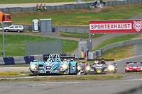 #43 MORAND RACING (CHE) D MORGAN  JUDD NATACHA GACHNANG (CHE) FRANCK MAILLEUX (FRA)