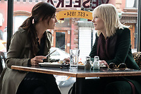 Ocean's 8 (2018) <br /> (Ocean's Eight)<br /> Sandra Bullock &amp; Cate Blanchett  <br /> *Filmstill - Editorial Use Only*<br /> CAP/MFS<br /> Image supplied by Capital Pictures