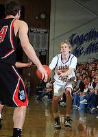 Boys Basketball vs Southwood - Regional 3-12-10