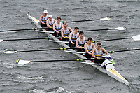 Crew: 20  Reading Blue Coat Sch  Event: School 1st eights<br /> <br /> Schools' Head of the River 2017<br /> <br /> To purchase this photo, or to see pricing information for Prints and Downloads, click the blue 'Add to Cart' button at the top-right of the page.