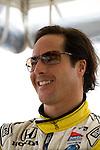 19 July 2008: Mario Dominguez (MEX) at the Honda Indy 200 IndyCar race at the Mid-Ohio Sports Car Course, Lexington, Ohio, USA.