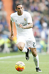 Real Madrid's Danilo da Silva during La Liga match. February 13,2016. (ALTERPHOTOS/Acero)