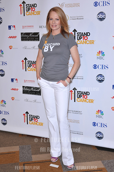 Marg Helgenberger at the Stand Up To Cancer Gala at the Kodak Theatre, Hollywood..September 5, 2008  Los Angeles, CA.Picture: Paul Smith / Featureflash