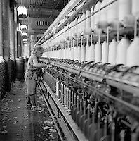 Alice Veilleux, spinning frame, Lewiston, ME  Run of the Mill cover
