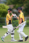NELSON, NEW ZEALAND - FEBURARY 10: Saturday Morning Cricket on February 10 2018 in Nelson, New Zealand. (Photo by: Evan Barnes Shuttersport Limited)