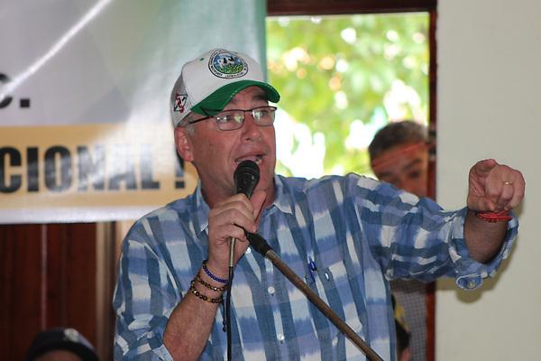 Eric Rivero, presidente de la Asociación Dominicana de Productores de Leche (APROLECHE)