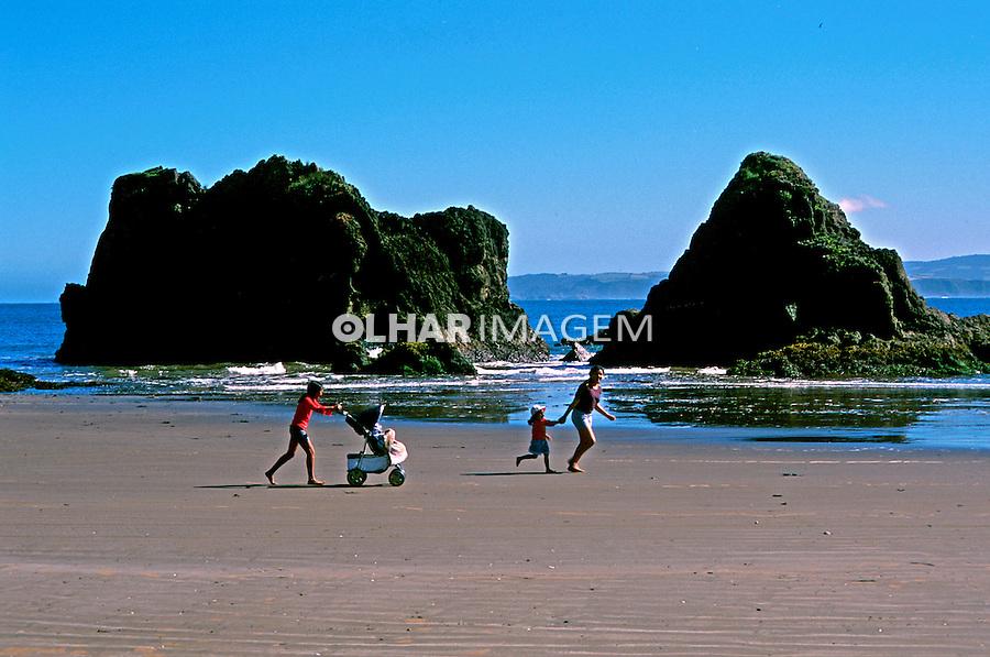 Ilha de Chiloé.  Chile. 2000. Foto de Vinicius Romanini.