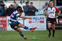 Dan Carter in action during the Ellesmere premier club rugby union match between Southbridge and West Melton at Southbridge RFC in Southbridge, New Zealand on Saturday, 4 July 2020. Photo: Joe Johnson / lintottphoto.co.nz