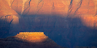 The North Rim of the Grand Canyon can be a glorious place at sunrise and sunset.  It is one of natures great light shows.