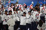 VANCOUVER, BC - FEBRUARY 12:  during the Opening Ceremony of the 2010 Vancouver Winter Olympics at BC Place on February 12, 2010 in Vancouver, Canada. (Photo by Donald Miralle/Getty Images)  *** Local Caption ***