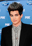 Adam Lambert at the 2011 American Idol Finale at the Nokia Theatre in Los Angeles, May 25th 2011...Photo by Chris Walter/Photofeatures