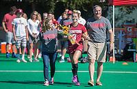 Stanford Field Hockey vs CAL, October 23, 2016