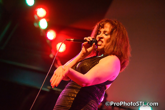 Janiva Magness in concert at Old Rock House in St. Louis, MO on Aug 3, 2012.
