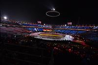 OLYMPIC GAMES: PYEONGCHANG: 09-02-2018, PyeongChang Olympic Stadium, Olympic Games, Opening Ceremony, Entrance Germany, ©photo Martin de Jong