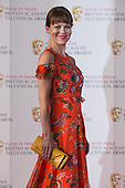London, UK. 8 May 2016. Actress Helen McCrory. Red carpet  celebrity arrivals for the House Of Fraser British Academy Television Awards at the Royal Festival Hall.