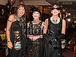 Eileen Breen, Theresa McMahon and Mary Murphy at the Oscars fancy dress party in Watters of Collonin aid of the Gary Kelly Cancer Support Centre.  Photo:Colin Bell/pressphotos.ie