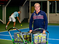 Almere,  Netherlands, 6 November 2018, NTC, coach  juniors KNLTB Marcel Vos (NED)<br /> Photo: Tennisimages.com/Henk Koster