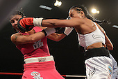 Mia St. John (USA) VS Cecilia Braekhus (Norway)