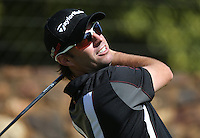Mark Tullo (CHI) off the second tee during the practice day ahead of the Tshwane Open 2015 at the Pretoria Country Club, Waterkloof, Pretoria, South Africa. Picture:  David Lloyd / www.golffile.ie. 10/03/2015
