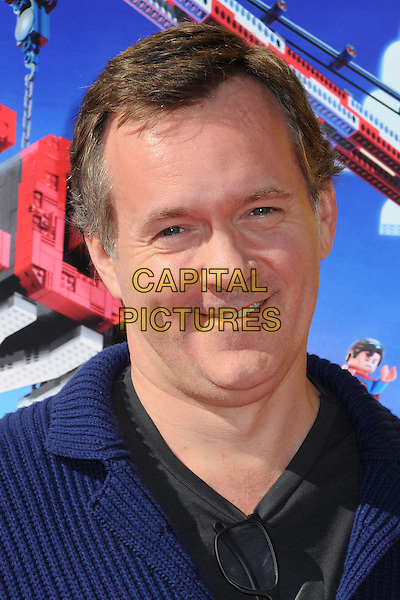 1 February 2014 - Westwood, California - Chris McKay. &quot;The Lego Movie&quot; Los Angeles Premiere held at the Regency Village Theater.  <br /> CAP/ADM/BP<br /> &copy;Byron Purvis/AdMedia/Capital Pictures